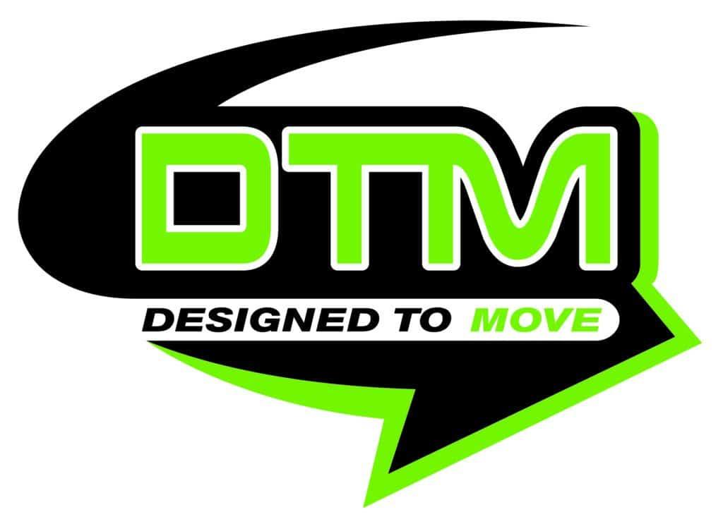 Designed To Move Logo