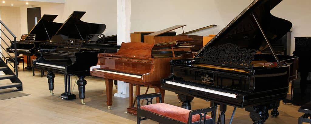 piano's to move