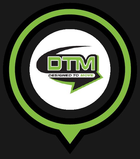 Designed To Move Brand Logo 2
